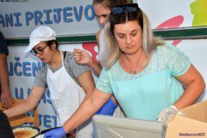 Članovi Uruge Leptirići pripremili zanimljivu kulinarsku radionicu