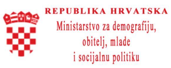 Ministarstvo za demografiju obitelj mladeMinistarstvo za demografiju obitelj mlade