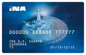Donacija - Ina kartica